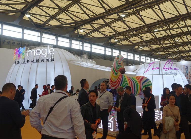 上海地板展DOMOTEX Asia/CHINAFLLOR 2020展期將延至8月31至9月2日舉行