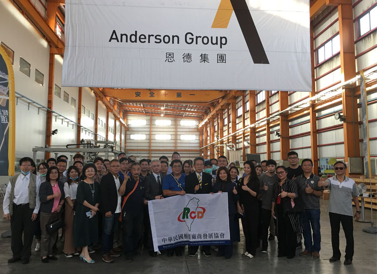 恩德集團研發板式家俱客製化智能生產線 台灣木工機械業先鋒
