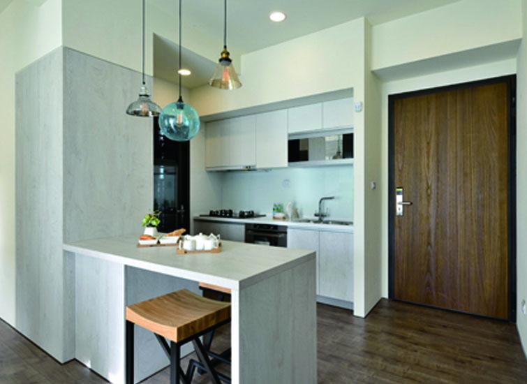 系統櫥櫃為居家裝潢的主流趨勢